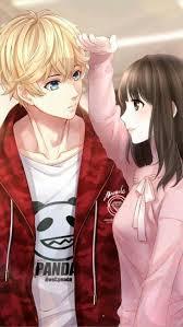 Anime couple desktop wallpapers, hd backgrounds. 21 Ide Anime Romantis Animasi Pasangan Animasi Seni Anime