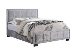 white velvet bed. Contemporary Velvet GBP 243 In_stock Throughout White Velvet Bed M