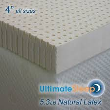 mattress mattress. queen - 4 inch natural latex foam mattress pad topper medium firm .