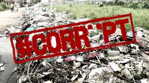 solutions to stop corruption in the ph corruption is like garbage ""