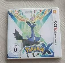 Nintendo 3ds Pokemon X in Kiel - Elmschenhagen-Kroog | Nintendo Spiele  gebraucht kaufen