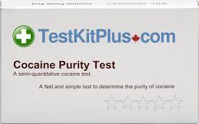 Cocaine Scale Chart Cocaine Purity Test Kit
