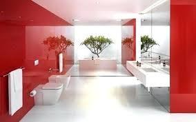 Image Lorenzonatura Red Bathroom Design Ideas With Color Cool And Bold Maydaymarchinfo Red Bathroom Design Ideas With Color Cool And Bold Maydaymarchinfo