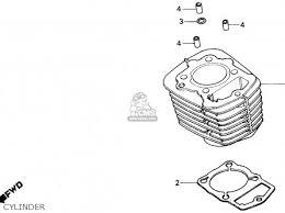 honda tlr200 reflex 1987 h usa california parts lists and schematics honda tlr200 reflex 1987 h usa california cylinder