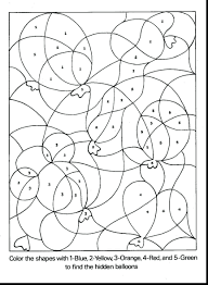 Free Printable Coloring Thanksgiving Color By Number Pages In
