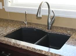 Blanco Granite Kitchen Sinks Blanco Silgranit Natural Granite Composite Topmount Kitchen