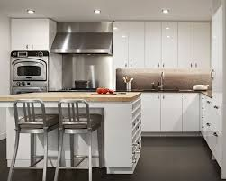 Plain White Kitchen Cabinets Traditional White Kitchen Ideas Nickel Single Hole Faucet