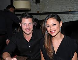 date night in nyc for nick lachey vanessa lachey matching nick lachey and vanessa lachey at stanton social in nyc on 26 bobby