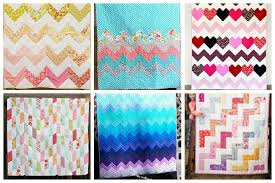 Chevron Quilt Pattern Cool 48 Chevron Quilt Patterns Perfect For Any Occasion Ideal Me