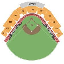 Baylor Ballpark Tickets And Baylor Ballpark Seating Chart