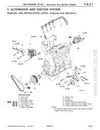 4 g9x engine_manual 4g92 sohc wiring diagram 1995 pwee9502 a revised; 21