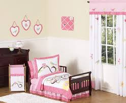 bird toddler bedding 5pc set by sweet jojo designs