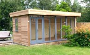 garden shed office. Contemporary Garden Sheds Outdoor Office Shed Cedar Clad X With An Anthracite Grey .