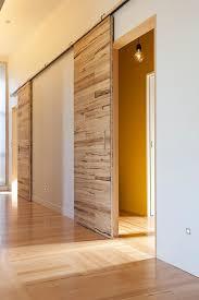 modern sliding doors. Sliding Barn-style Doors Davy House By Creative Arch Modern