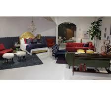 fuschia furniture. Precedent Furniture Emma Sofa In Debaccus Fuschia Boho Modern Room