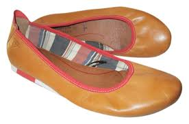 Tamaris Shoe Size Chart Caramel Tamaris Leather Round Toe Flats Size Eu 39 Approx Us 9 Regular M B