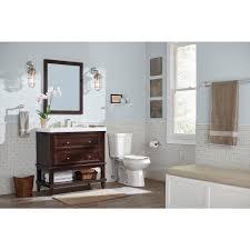 Elmo Bathroom Decor Pfister Venturi 24 In Towel Bar In Brushed Nickel Btb Vn2k The