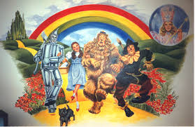 wizard of oz wall decals rooms with mural wallpaper room murals wallpaper murals