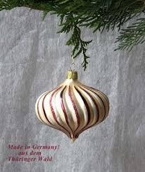 Orientalische Glas Anhänger Set Weihnachtsbaumschmuck Christbaum