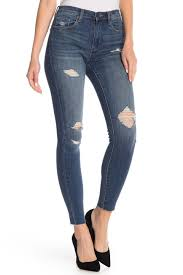 Blank Nyc Size Chart The Bond Mid Rise Skinny Jeans