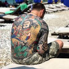 японская татуировка Vs ориентал 17 й московский фестиваль татуировки