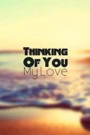 Thinking Of U Quotes