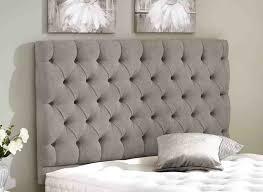 Quilted Headboard Bedroom – Home Improvement 2017 : Quilted ... & Image of: Quilted Headboard King Adamdwight.com