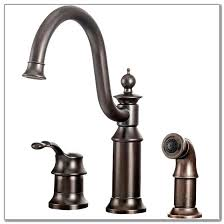 oil rubbed bronze kitchen faucet home depot
