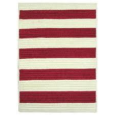 beautiful indoor outdoor runner rugs and nautical stripe red indoor outdoor runner rug x 9 nautical