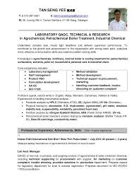 Qa Qc Resume Sample Best of Resume Format Jobstreet Pinterest Resume Format Sample Resume