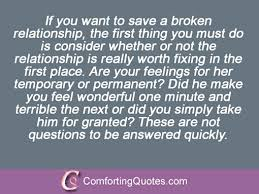 Quotes About Mending Friendships 100 Quotes About Fixing Broken Trust ComfortingQuotes 56