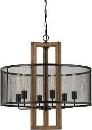 cal fx 3678 6 monza modern wood drum