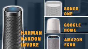 harman kardon invoke price. harman kardon invoke review (vs amazon echo 2 / sonos one google home) price .