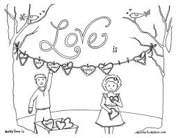 Ark construction—your turn to draw. Eleven Best Valentine S Coloring Pages Minno Parents