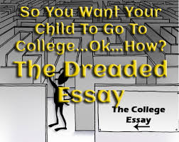 so you want your child to go to college ok how the dreaded  so you want your child to go to college ok