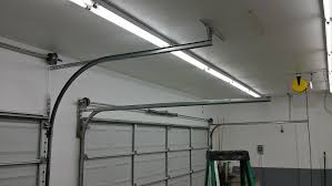 garage door tracksGot my 32 radius garage door tracks installed yesterday  The