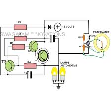 simple hobby electronic circuits 12 Volt Flasher Circuit Diagram 12 Volt Flasher Circuit Diagram #62 12 volt led flasher circuit diagram