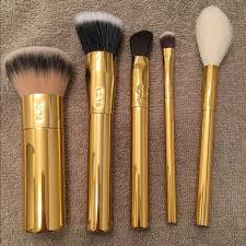 brand new never used tarte makeup brushes