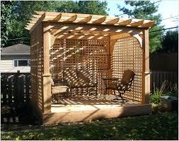 Full Size of Pergola Design:wonderful Screened Gazebo Kits Plan Garden  Pergola To Install Attached ...