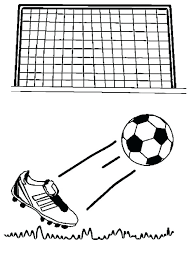 Soccer Coloring Pages Printable Soccer Coloring Pages Sheets Soccer