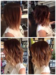 hair colour ideas for short hair 2015. trendy ombre wavy bob cut for medium length hair colour ideas short 2015 s