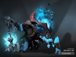spirit breaker iron surge and thundering flail dota 2 mods
