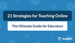 Choosing the right mass text app. 21 Strategies For Teaching Online The Ultimate Guide Albert Resources