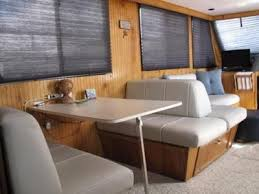 Small Picture Houseboat Furniture love this tablebedsleepersofa layout We