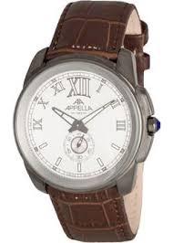 <b>Часы Appella 4413.21.0.1.01</b> - купить мужские наручные <b>часы</b> в ...