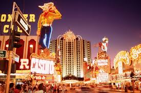 lighting stores in las vegas. Fremont Street Before The Light Canopy Disrupted Sky View. Image By B. Tanaka Lighting Stores In Las Vegas