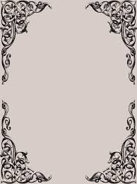 Scroll Border Designs 15 Fancy Design Templates Images Fancy Labels Designs