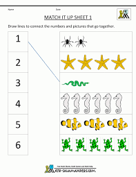 printable kindergarten math worksheets for cut and paste free ...