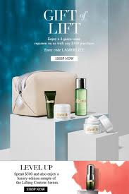 la mer free bonus gift with purchase promo offers at la mer details at makeupbonuses lamer lamer gwp