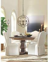 sawyer piece antique white mission  home decorators collection aldridge  in round dining table in antique